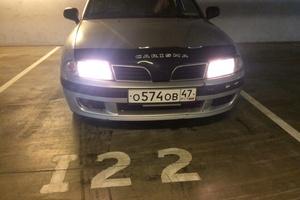 Автомобиль Mitsubishi Carisma, плохое состояние, 2001 года выпуска, цена 80 000 руб., Санкт-Петербург