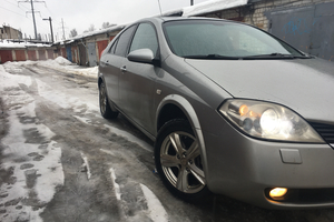 Подержанный автомобиль Nissan Primera, хорошее состояние, 2006 года выпуска, цена 290 000 руб., Смоленск
