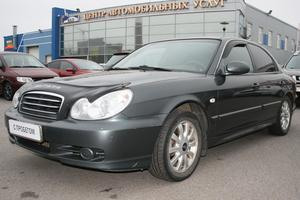 Авто Hyundai Sonata, 2008 года выпуска, цена 280 000 руб., Санкт-Петербург