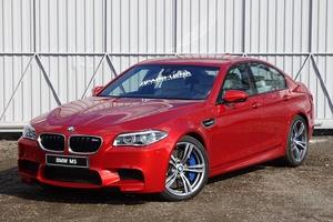 Авто BMW M5, 2016 года выпуска, цена 5 490 000 руб., Москва