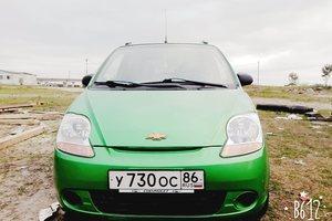 Подержанный автомобиль Chevrolet Spark, среднее состояние, 2005 года выпуска, цена 145 000 руб., Нефтеюганск