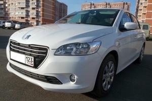 Автомобиль Peugeot 301, среднее состояние, 2013 года выпуска, цена 475 000 руб., Краснодар