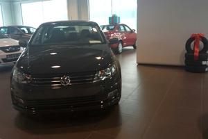 Подержанный автомобиль Volkswagen Polo, отличное состояние, 2017 года выпуска, цена 539 000 руб., Челябинск