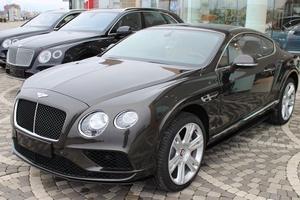 Авто Bentley Continental GT, 2016 года выпуска, цена 14 990 000 руб., Краснодар