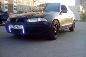 Автомобиль Rover 200 Series, отличное состояние, 1998 года выпуска, цена 150 000 руб., Москва