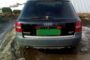 Автомобиль Audi Allroad, среднее состояние, 2004 года выпуска, цена 300 000 руб., Наро-Фоминск