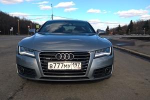 Подержанный автомобиль Audi A7, отличное состояние, 2011 года выпуска, цена 1 700 000 руб., Москва