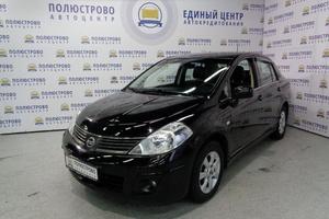 Авто Nissan Tiida, 2009 года выпуска, цена 360 000 руб., Санкт-Петербург