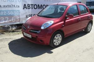 Авто Nissan Micra, 2007 года выпуска, цена 320 000 руб., Челябинск