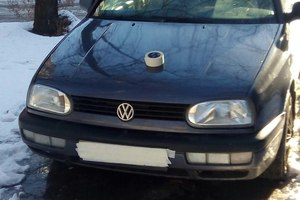 Автомобиль Volkswagen Vento, среднее состояние, 1993 года выпуска, цена 110 000 руб., Орел