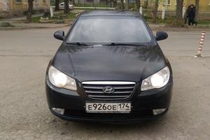 Подержанный автомобиль Hyundai Elantra, хорошее состояние, 2007 года выпуска, цена 360 000 руб., Челябинск