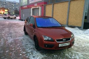 Автомобиль Ford Focus, хорошее состояние, 2007 года выпуска, цена 255 000 руб., Набережные Челны