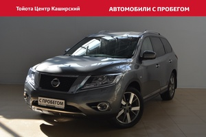Авто Nissan Pathfinder, 2014 года выпуска, цена 1 740 220 руб., Москва