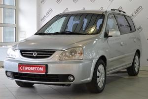 Авто Kia Carens, 2005 года выпуска, цена 210 000 руб., Москва