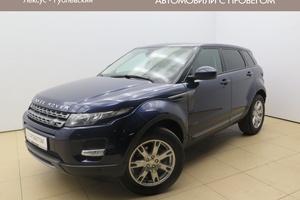 Авто Land Rover Range Rover Evoque, 2015 года выпуска, цена 1 984 741 руб., Москва