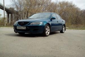 Подержанный автомобиль Mazda 6, хорошее состояние, 2006 года выпуска, цена 285 000 руб., Челябинск