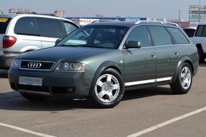 Авто Audi Allroad, 2002 года выпуска, цена 325 000 руб., Москва