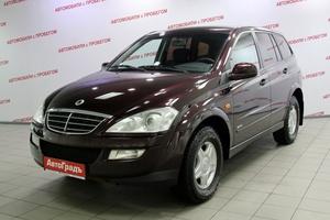 Авто SsangYong Kyron, 2012 года выпуска, цена 499 000 руб., Москва