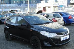 Авто Chery Very, 2011 года выпуска, цена 199 700 руб., Санкт-Петербург