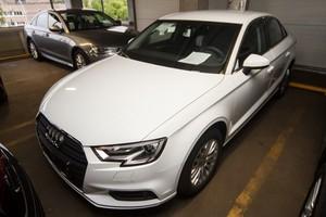 Авто Audi A3, 2017 года выпуска, цена 1 462 256 руб., Москва