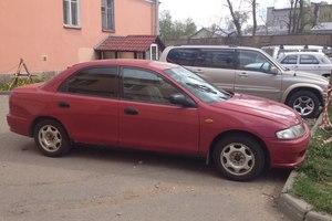 Автомобиль Mazda 323, хорошее состояние, 1997 года выпуска, цена 43 000 руб., Санкт-Петербург