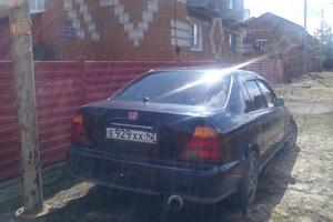 Автомобиль Honda Rafaga, среднее состояние, 1994 года выпуска, цена 79 000 руб., Кемеровская область