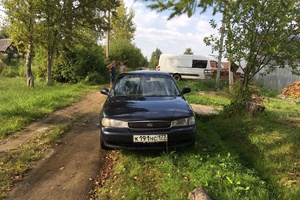 Автомобиль Kia Clarus, отличное состояние, 1997 года выпуска, цена 80 000 руб., Москва
