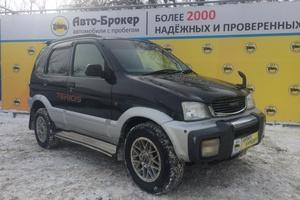 Авто Daihatsu Terios, 1997 года выпуска, цена 190 000 руб., Самара