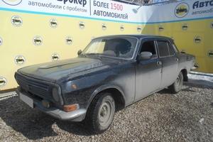 Авто ГАЗ 24 Волга, 1990 года выпуска, цена 120 000 руб., Самара