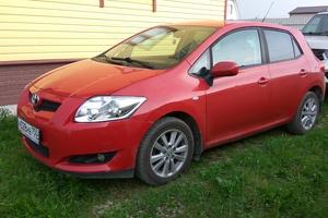 Автомобиль Toyota Auris, хорошее состояние, 2008 года выпуска, цена 420 000 руб., Воскресенск