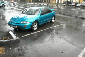 Автомобиль Toyota Cavalier, хорошее состояние, 1997 года выпуска, цена 145 000 руб., Калтан