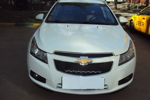 Подержанный автомобиль Chevrolet Cruze, отличное состояние, 2012 года выпуска, цена 750 000 руб., Люберцы