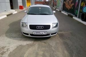 Автомобиль Audi TT, отличное состояние, 2002 года выпуска, цена 500 000 руб., республика Хакасия