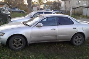Автомобиль Toyota Sprinter, хорошее состояние, 1992 года выпуска, цена 100 000 руб., Муром
