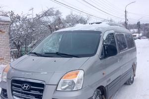 Подержанный автомобиль Hyundai Starex, хорошее состояние, 2007 года выпуска, цена 600 000 руб., Клин