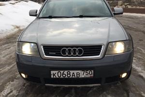 Автомобиль Audi Allroad, отличное состояние, 2001 года выпуска, цена 360 000 руб., Сергиев Посад