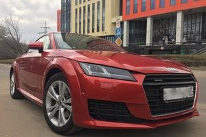 Подержанный автомобиль Audi TT, отличное состояние, 2015 года выпуска, цена 2 450 000 руб., Москва