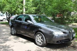 Автомобиль Alfa Romeo 166, хорошее состояние, 2004 года выпуска, цена 450 000 руб., Ростов-на-Дону
