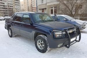 Автомобиль Chevrolet Avalanche, отличное состояние, 2002 года выпуска, цена 650 000 руб., Санкт-Петербург