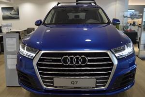 Авто Audi Q7, 2017 года выпуска, цена 5 627 972 руб., Москва