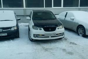 Автомобиль Mitsubishi Airtrek, хорошее состояние, 2002 года выпуска, цена 335 000 руб., Кемерово