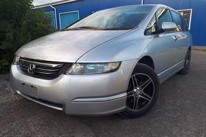 Автомобиль Honda Odyssey, отличное состояние, 2004 года выпуска, цена 460 000 руб., Красноярск