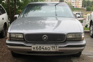 Автомобиль Buick LE Sabre, хорошее состояние, 1992 года выпуска, цена 350 000 руб., Москва