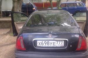 Автомобиль Rover 400 Series, отличное состояние, 1999 года выпуска, цена 125 000 руб., Москва