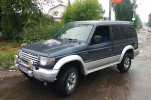 Автомобиль Mitsubishi Montero, хорошее состояние, 1994 года выпуска, цена 300 000 руб., Муром