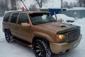 Автомобиль GMC Yukon, отличное состояние, 1999 года выпуска, цена 600 000 руб., Москва