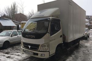Автомобиль Foton Ollin BJ 1041, хорошее состояние, 2013 года выпуска, цена 500 000 руб., Москва