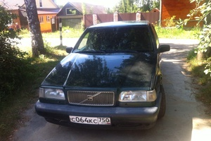 Подержанный автомобиль Volvo 850, хорошее состояние, 1995 года выпуска, цена 155 000 руб., Зарайск