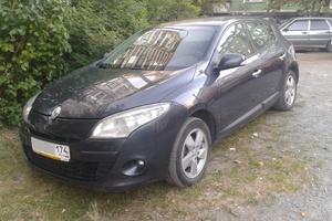 Подержанный автомобиль Renault Megane, отличное состояние, 2009 года выпуска, цена 365 000 руб., Челябинск