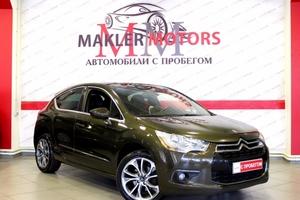 Авто Citroen DS4, 2013 года выпуска, цена 605 000 руб., Москва
